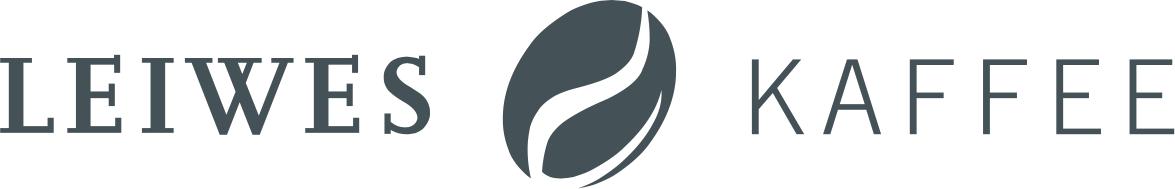 Leiwes Kaffee-Logo